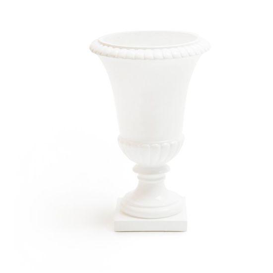 Vaso Branco (Maison) - 1 Unidade