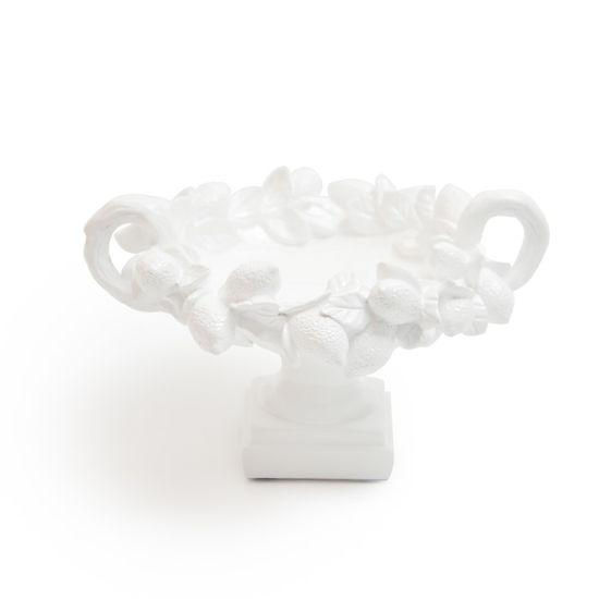 Vaso Frutas Branco (Maison) - 1 Unidade