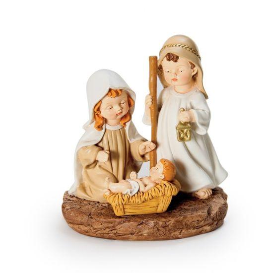 Sagrada Família Infantil Ouro (Sagrada Família) - 1 Unidade