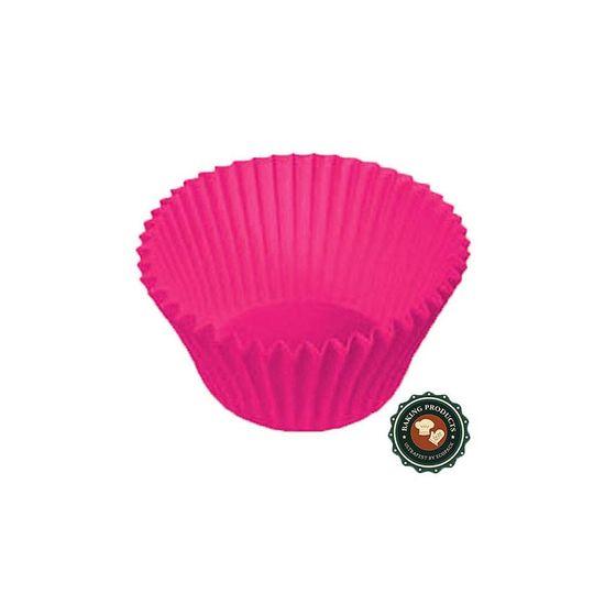 FL - Forminha Ecopack Nº 5 Liso Pink - 90 unidades