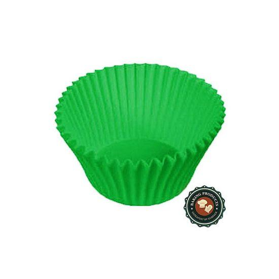 Forminha Ecopack Nº 4 Liso Verde - 85 unidades