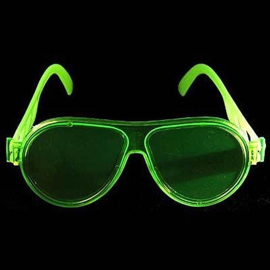 Óculos Elvis Cristal - 10 unidades
