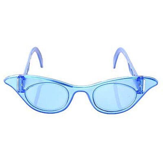 Óculos Gatinha Rebelde Cristal - 10 unidades