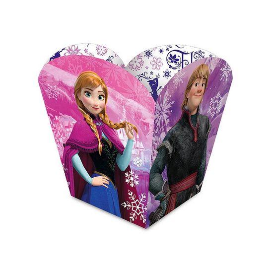 Festa Frozen Disney - Cachepô Pequeno Frozen Disney - 08 unidades Cachepô Pequeno Frozen Disney - 08 unidades