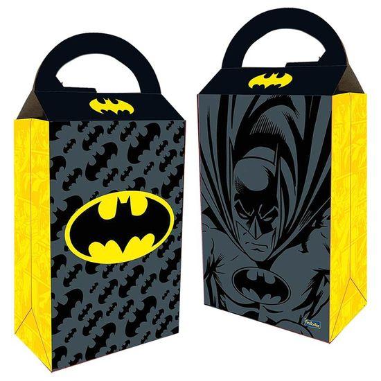 Festa Batman - Caixa Surpresa Batman Geek - 08 unidades Caixa Surpresa Batman Geek - 08 unidades