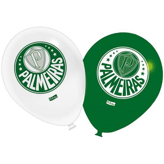 Balão para Vareta Palmeiras - 25 Un