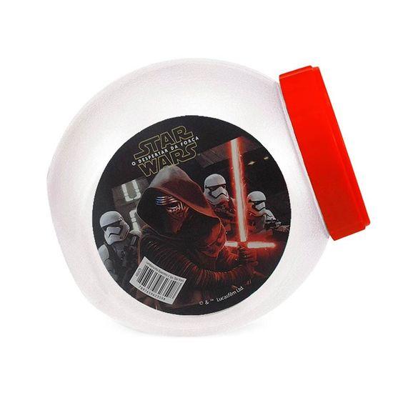 Baleiro Plástico com Tampa - Star Wars
