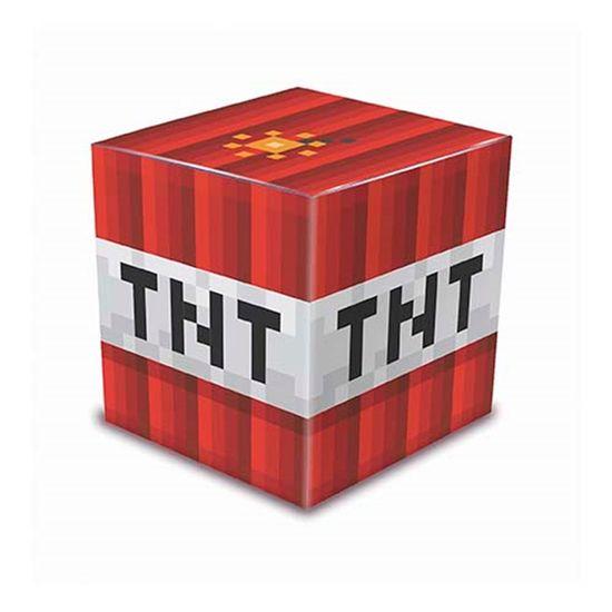 Festa Minecraft - Caixa para Lembrancinhas Game - 08 unidades Caixa para Lembrancinhas Game - 08 unidades