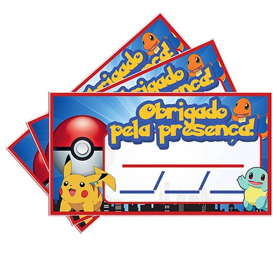 Tags SEM Furo Pokémon - 15 Un