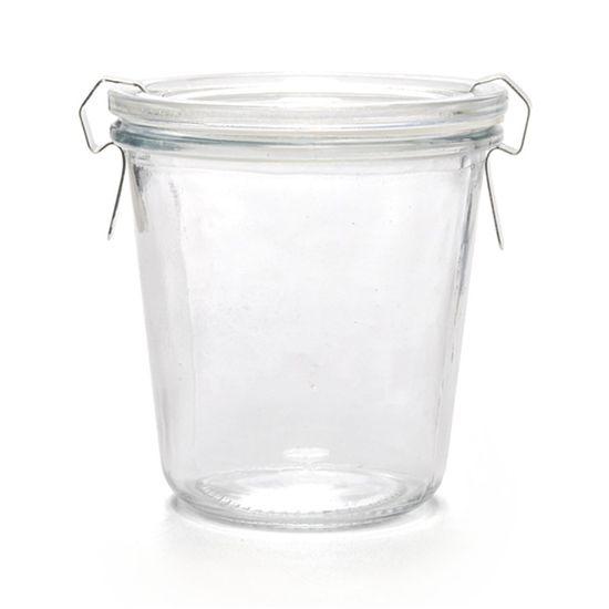 Pote Hermetico Incluso 250Ml ( Potinhos de Vidro ) - 48 Un