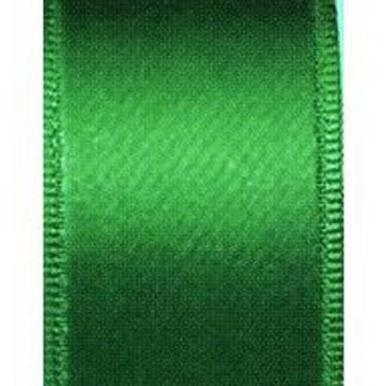 Fita de Cetim nº 01 Verde Bandeira (217) - 10 metros