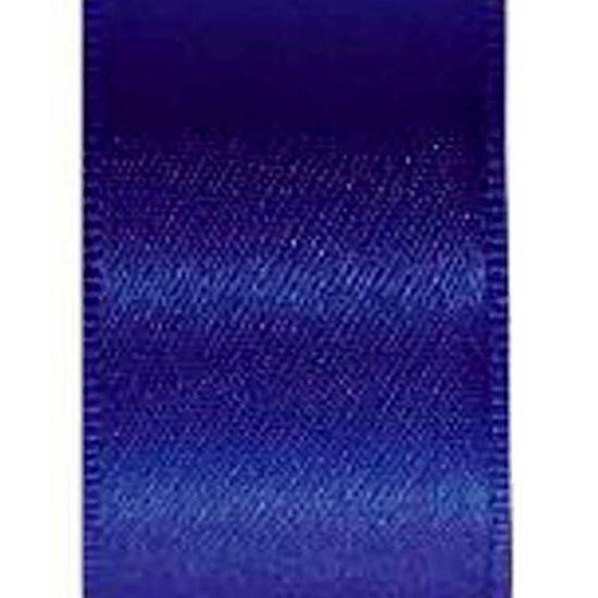 Fita de Cetim nº 01 Azul Bic (1199) - 10 metros