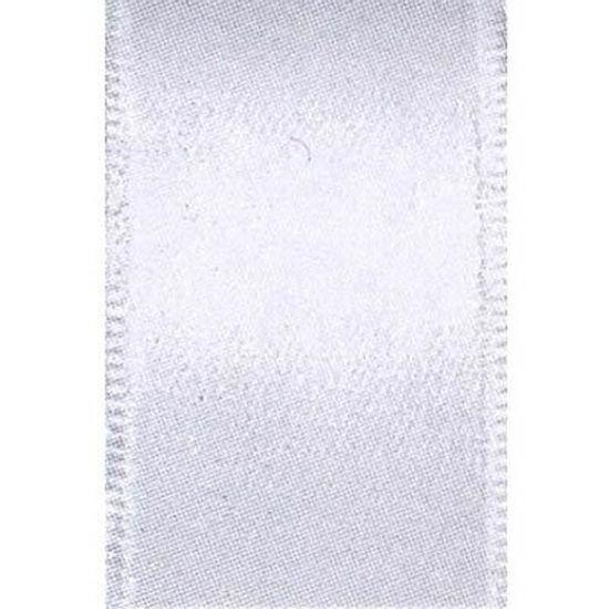 Fita de Cetim nº 02 Branco (201) - 10 metros