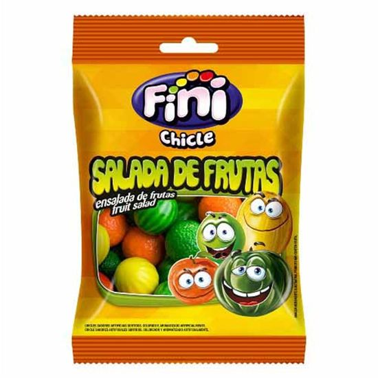 Pacote Chiclete Salada de Fruta Fini - 230g