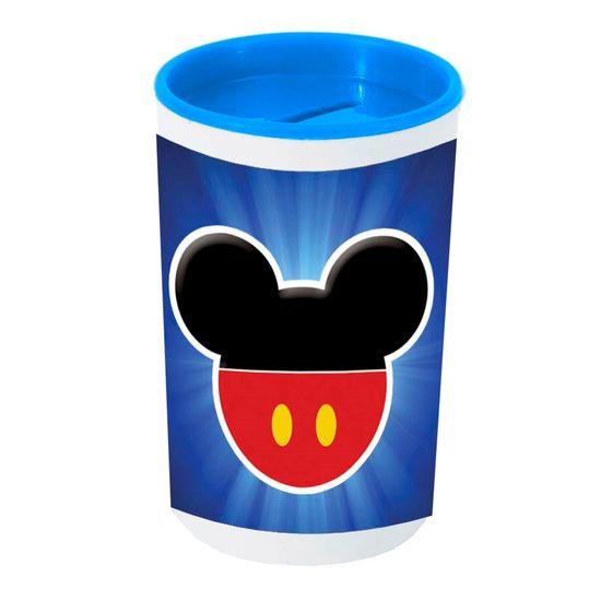 Festa Mickey Mouse - Cofrinho Porta-moedas com Adesivo Mickey Mouse