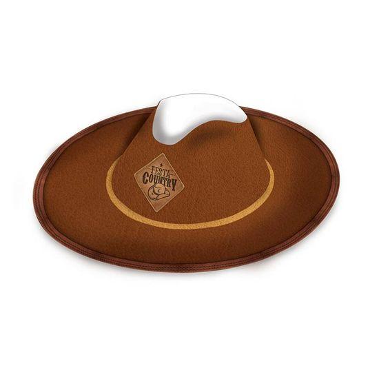 Chapéu de Aniversário Festa Country - 08 Un