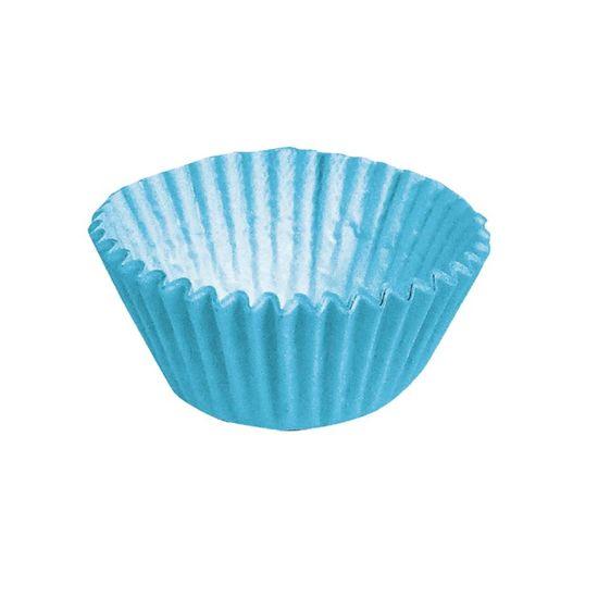 Forminha para Doces nº 2 Liso Azul - 100 Un