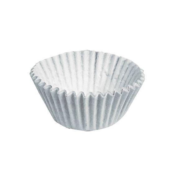 Forminha para Doces nº 2 Liso Branco - 100 Un