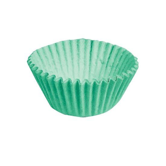 Forminha para Doces nº 2 Liso Verde - 100 Un