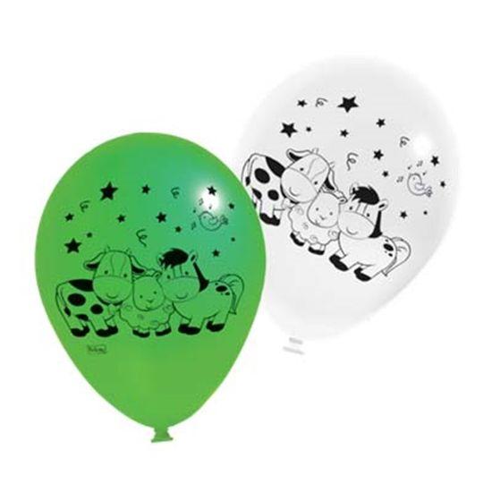 Festa Fazendinha - Balão Festa Fazendinha - 25 Un