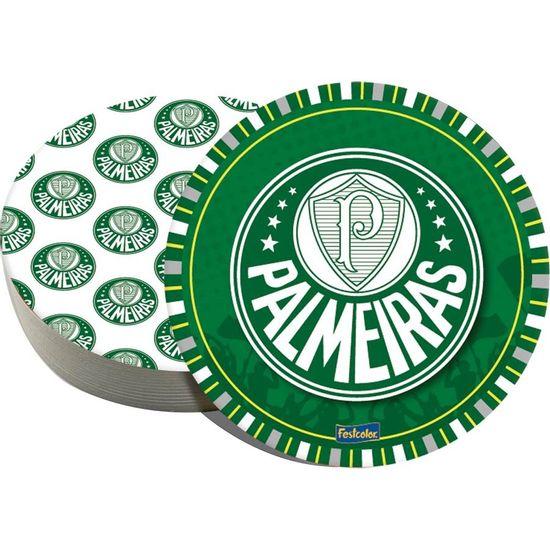 Festa Festa Palmeiras - Bolacha Porta Copos Palmeiras - 08 Un