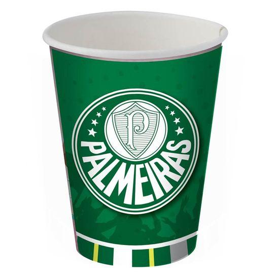 Festa Festa Palmeiras - Copo de Papel Palmeiras - 08 Un