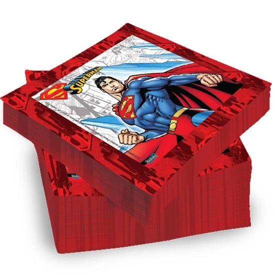Festa Super Homem - Guardanapos de Papel Seda Superman - 20 Un