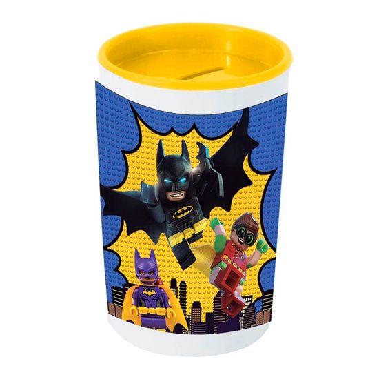 Festa Lego Batman - Cofrinho Porta-moedas com Adesivo Lego Batman