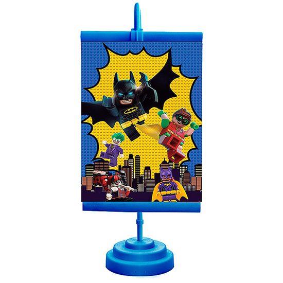 Festa Lego Batman - Enfeite de Mesa Banner Especial Lego Batman