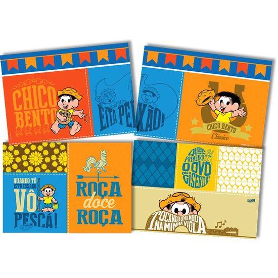 Festa Chico Bento - Painel Gigante Cartonado Festa Chico Bento