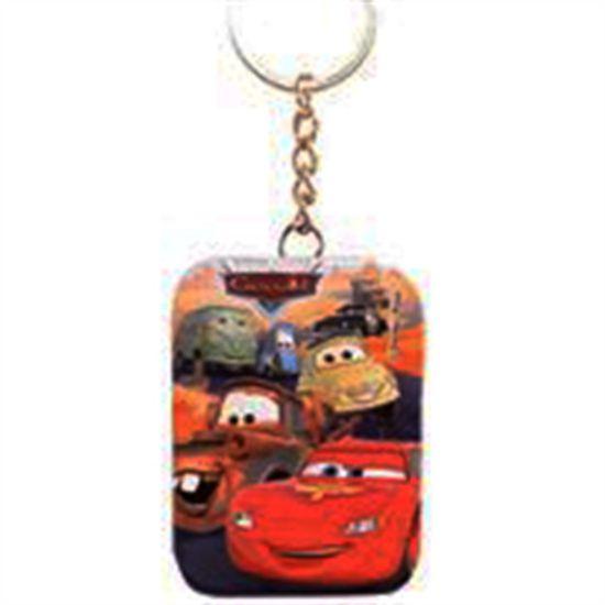 Festa Carros Disney - Chaveiro Latinha Cars Disney