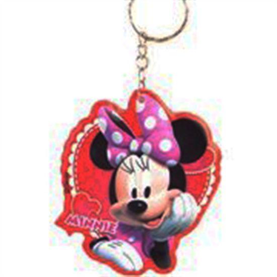Festa Minnie Vermelha - Chaveiro Personagem Minnie