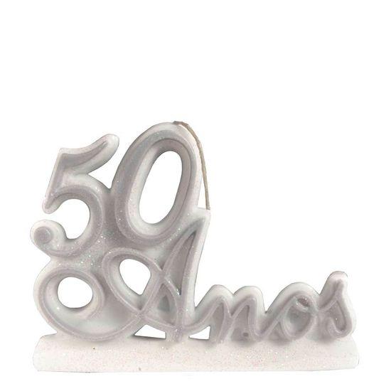 Vela 50 Anos Prata