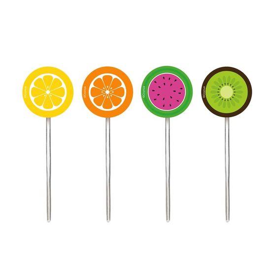 Festa Quitandinha - Pick para Cupcake 12 Un