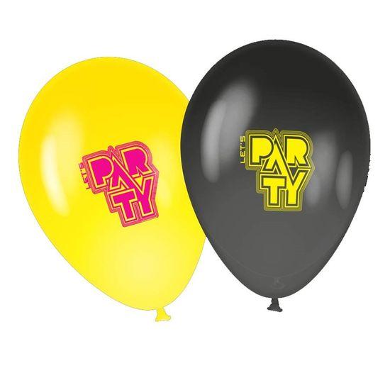 Balão para Vareta Festa Balada - 25 Un