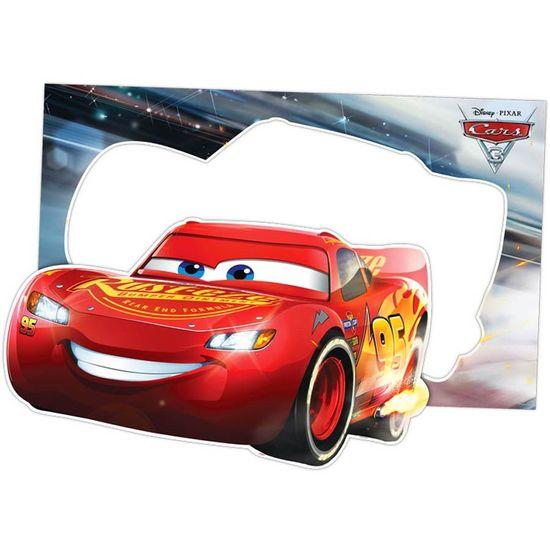 Festa Carros Disney - Personagem Decorativo Cars Disney 3