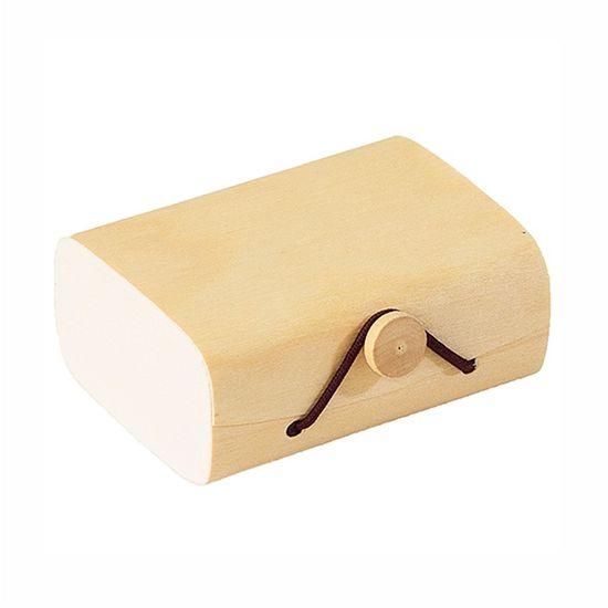 Caixinha Porta-Lembrancinha em MDF - 9 x 7 cm