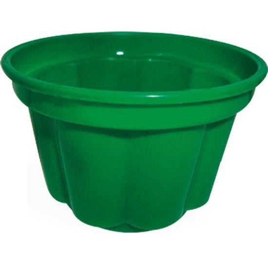 Pote Sobremesa 120ml Happy Line Verde - 10 unidades