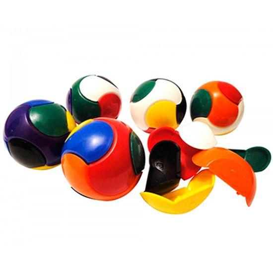 Lembrancinha Infantil - Bola Quebra-cabeça 02 unidades