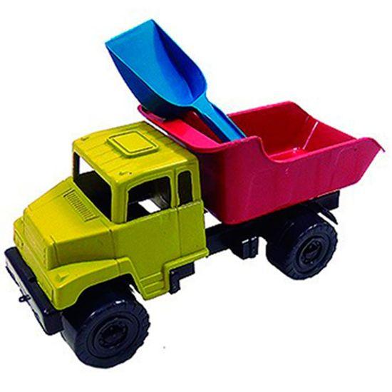 Lembrancinha Infantil - Caminhão com Pá