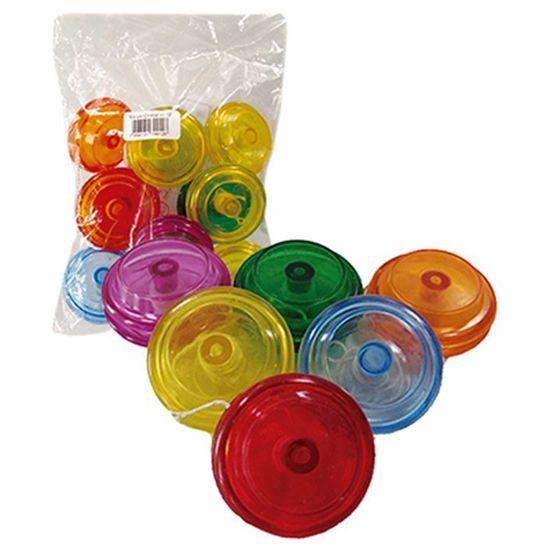 Lembrancinha Infantil - ioiô Cristal Color 12 Un