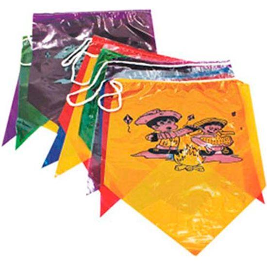 Varal de Bandeirinhas Caipira Cordão 10m - Grande