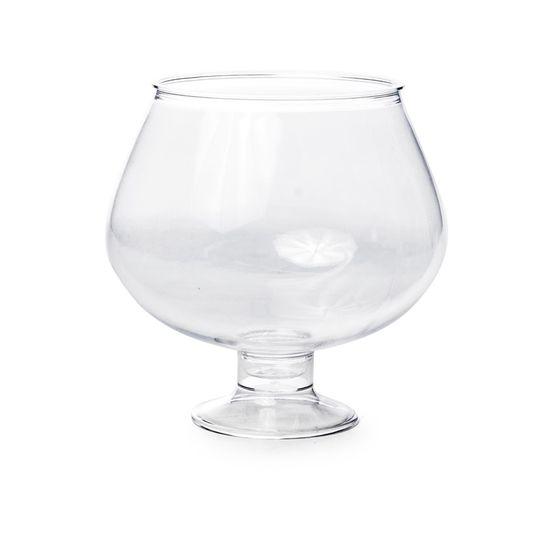 Bomboniere Taça Transparente 18x18x18