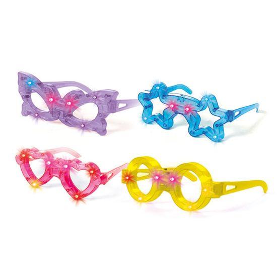 Acessório Óculos com Led Sortido - 1 Unidade