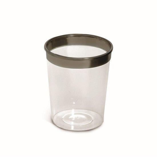 Linha Premium Mini Copo Transparente 60 ml - 12 Un