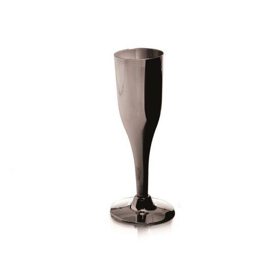 Linha Premium Taça Champagne Pacote 156 ml - 6 Un