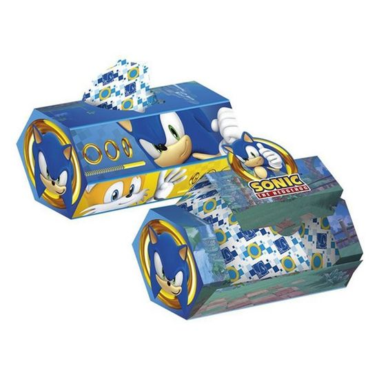 Festa Sonic - Caixa Surpresa Sonic - 8 Un