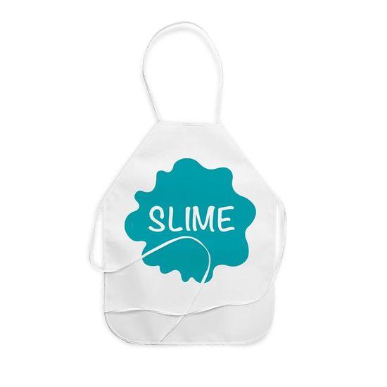 Cromus Slime - Avental Slime 41x51 - 1 Unidade