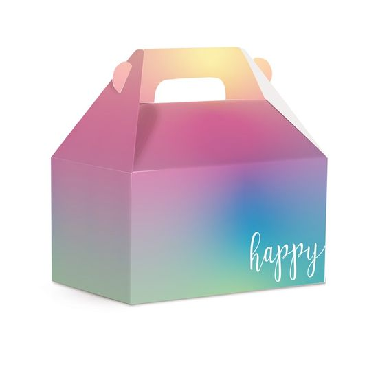 Caixa Maleta Kids Happy P 9X6X9 - 10 Un