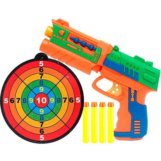 Lembrancinha Infantil - Pistola Lança Dardos Air Gun